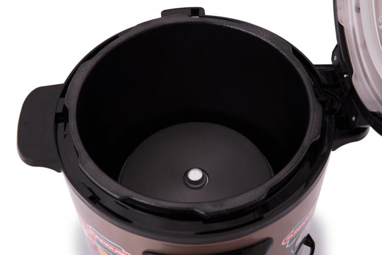Nồi áp suất điện đa năng SUNHOUSE SHD1756 cà phê 003