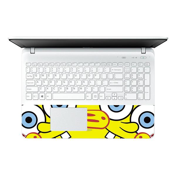 Mẫu Dán Decal Laptop Hoạt Hình Cực Đẹp LTHH-46