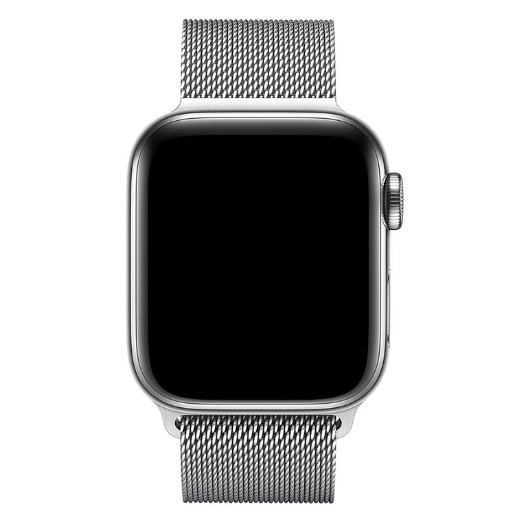 Dây đeo cho Apple Watch Milanese Loop Size màn hình 38mm và 40mm - Mọi series