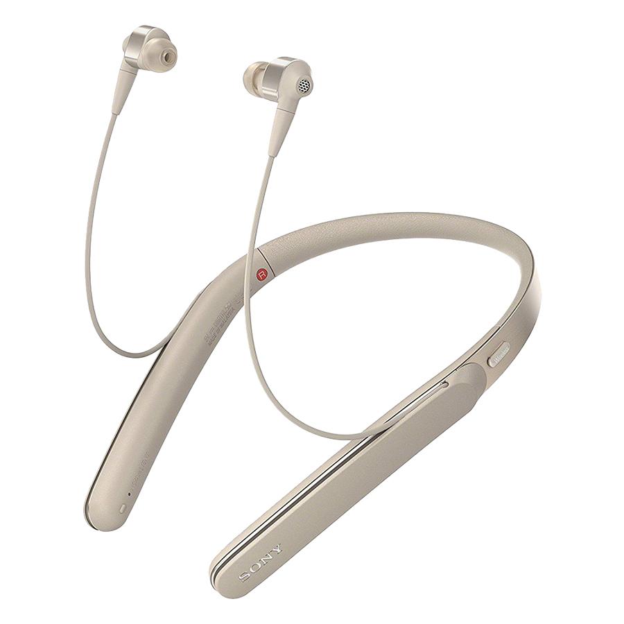 Tai Nghe Bluetooth Nhét Tai Sony WI-1000X Hi-Res Noise Canceling - Hàng Chính Hãng