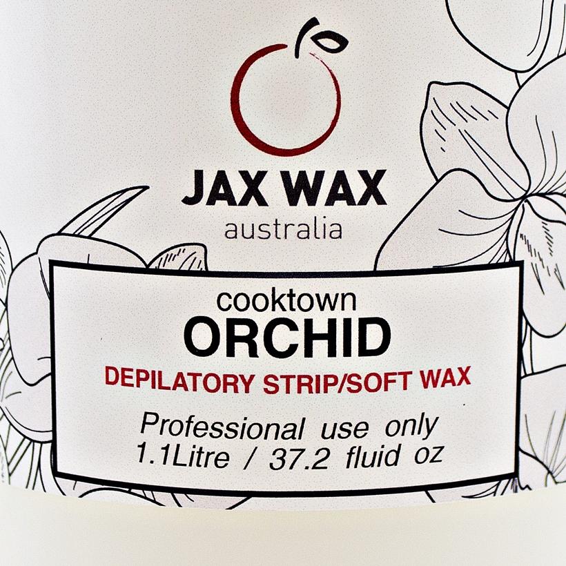 Sáp tẩy lông ấm dạng hũ Cooktown Orchid 1,1 lít