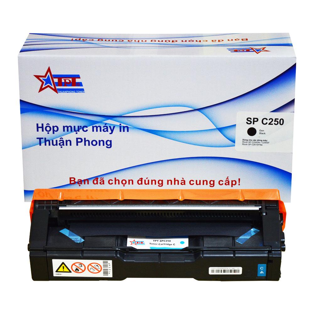 Hộp mực Thuận Phong SPC250 dùng cho máy in màu Ricoh SP C250DN / C250SF / C261SFNw - Hàng Chính Hãng