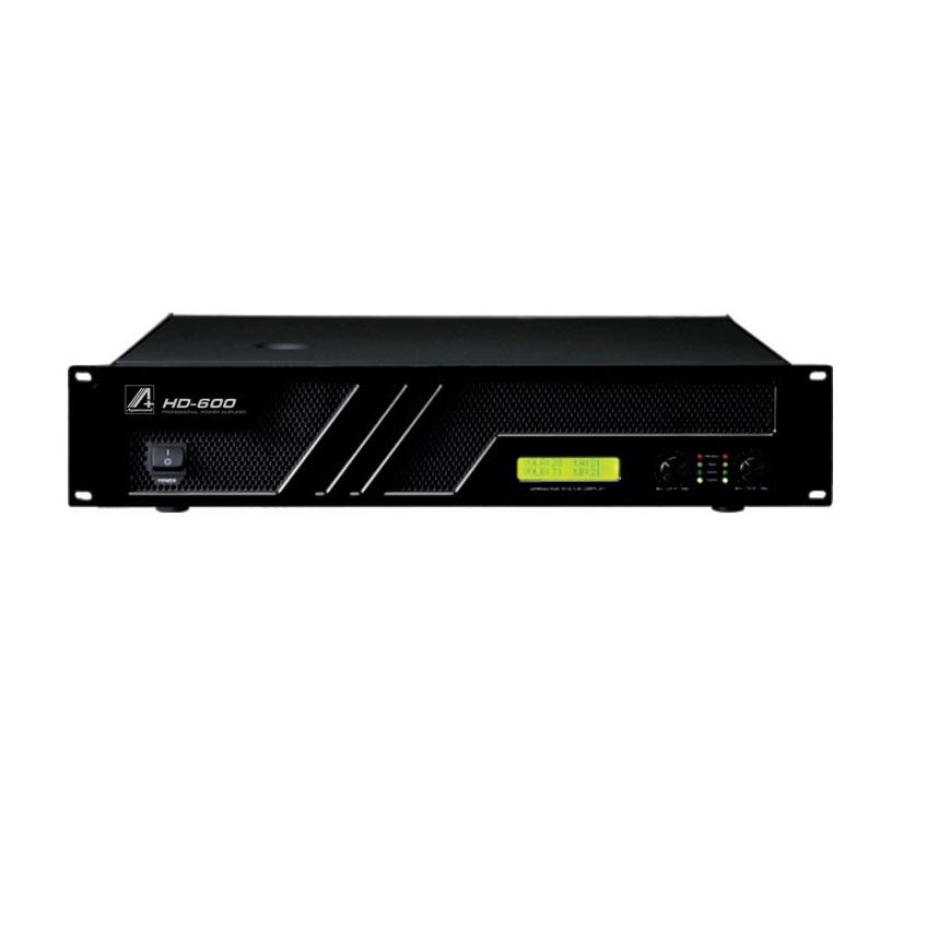 Đẩy Công Suất Agasound HD 600 - Hàng Chính Hãng