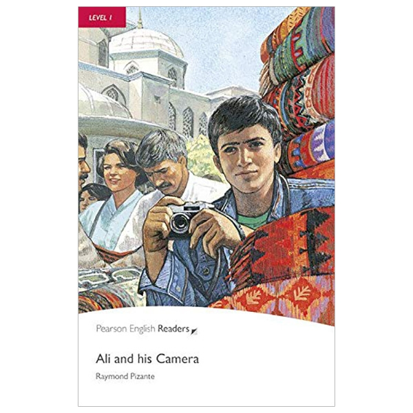 Level 1: Ali and His Camera Book and CD Pack (Pearson English Graded Readers)