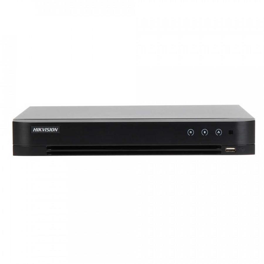 Đầu Ghi HD-TVI 5MP 16 Kênh TURBO 4.0 Hikvision DS-7216HUHI-K2 - Hàng chính hãng