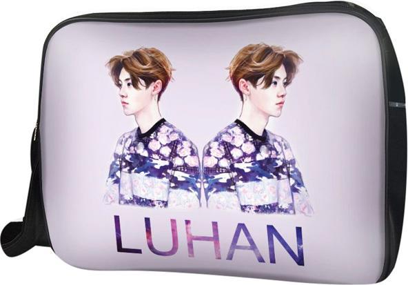Túi Đeo Chéo Hộp Unisex Exo Luhan - TCKC120 34 x 9 x 25 cm