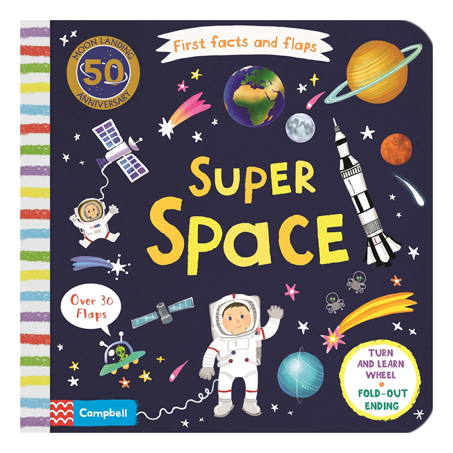 Super Space - First Facts and Flaps