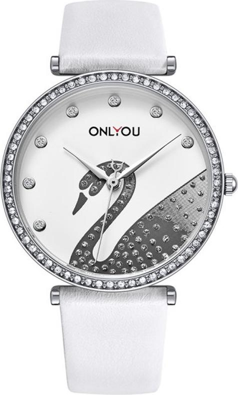 Đồng hồ Onlyou Nữ 81162LD Dây Da 32mm