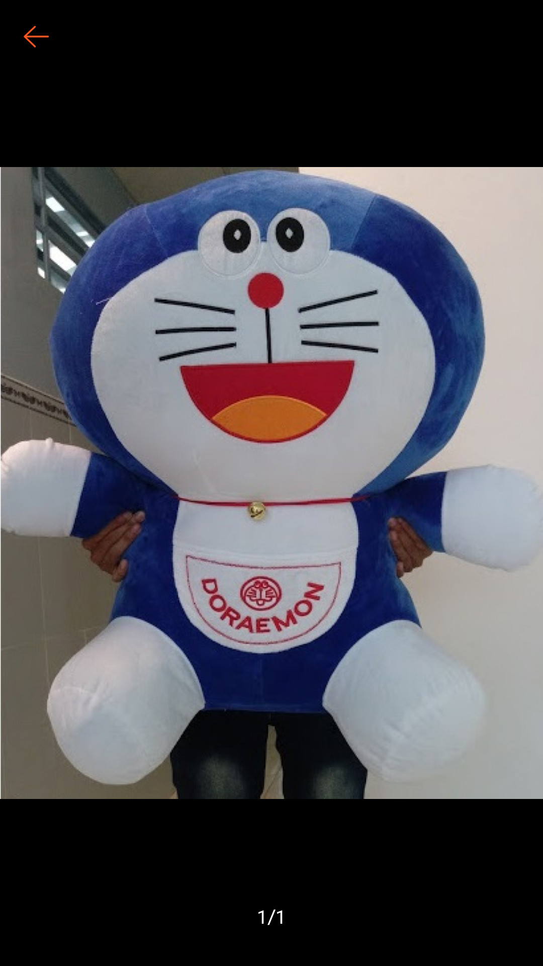 Gấu bông Doremon đáng yêu size 1m hàng cao cấp