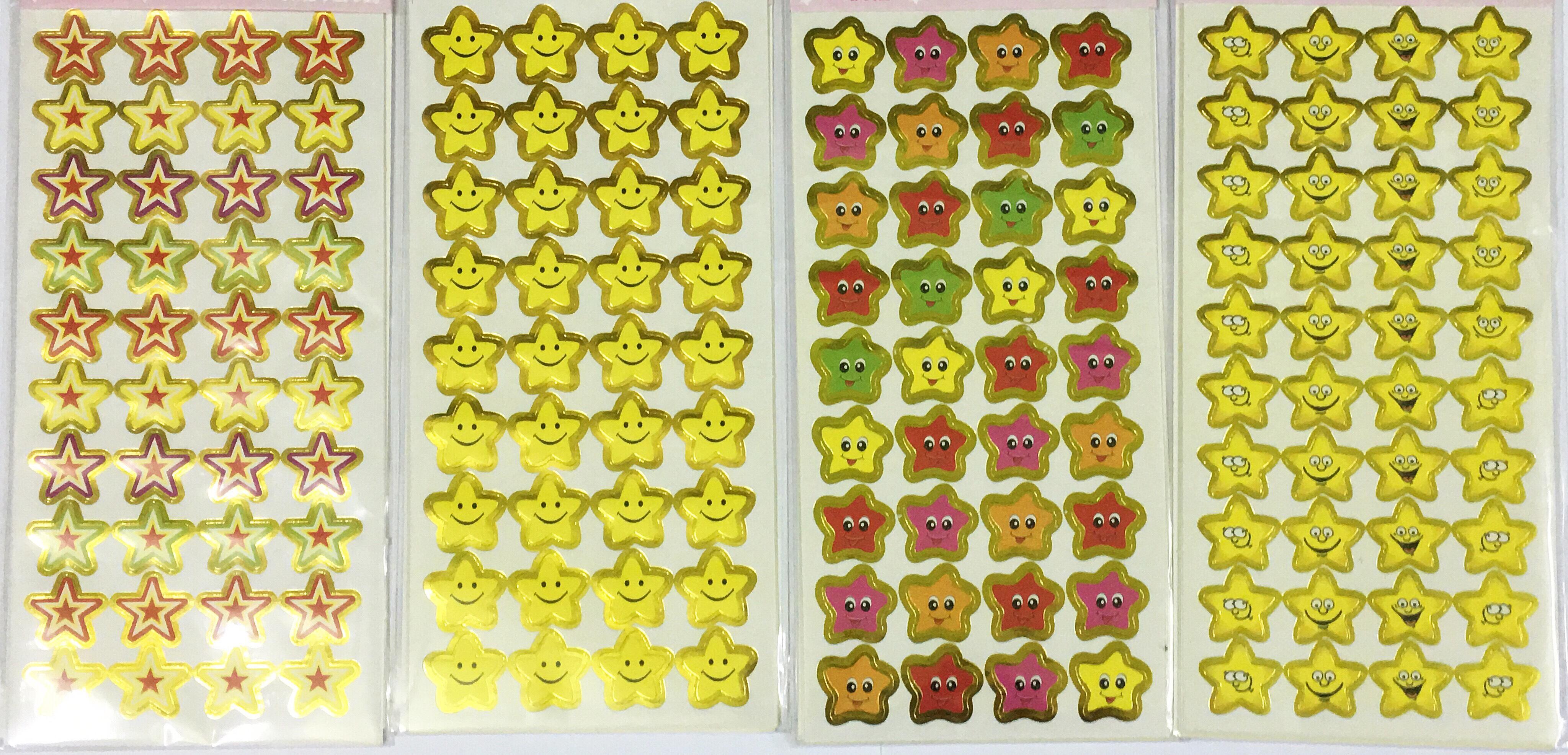 Combo Bé Tập Viết Quyển 1, 2 và Bé Tập Tô (tặng kèm 1 tờ sticker dán 36 hình ngôi sao)