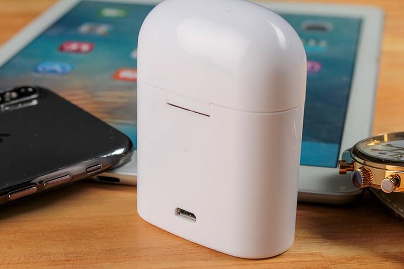 Tai Nghe Bluetooth Không Dây i7-Mini kèm hộp sạc