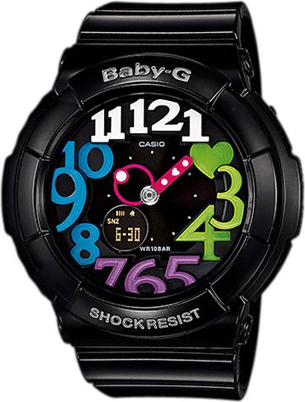 Đông hồ Casio Baby-G Nữ điện tử dây nhựa BGA-131-1B2DR