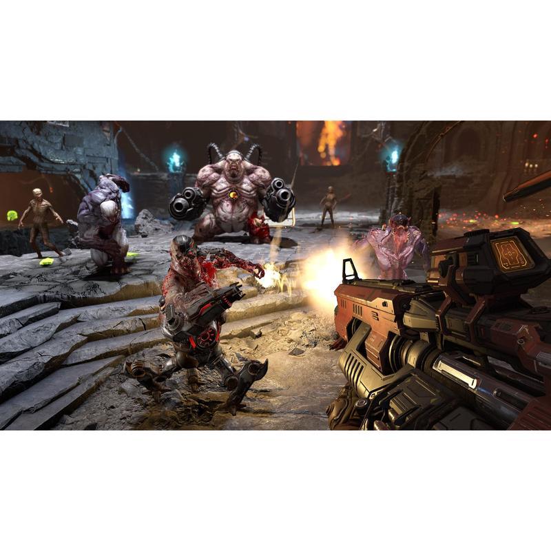 Đĩa Game PS4 Doom Eternal - Hàng Nhập Khẩu