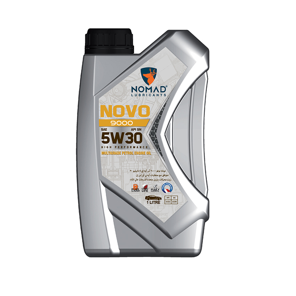 NHỚT XE TAY GA TỔNG HỢP TOÀN PHẦN 100% NOMAD 1L JASO MB - API SN - SAE 5W30