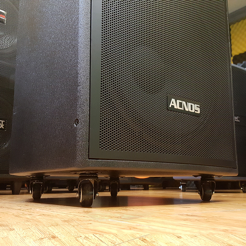 Loa kéo di động Acnos Beatbox EB39G - Hàng Chính Hãng