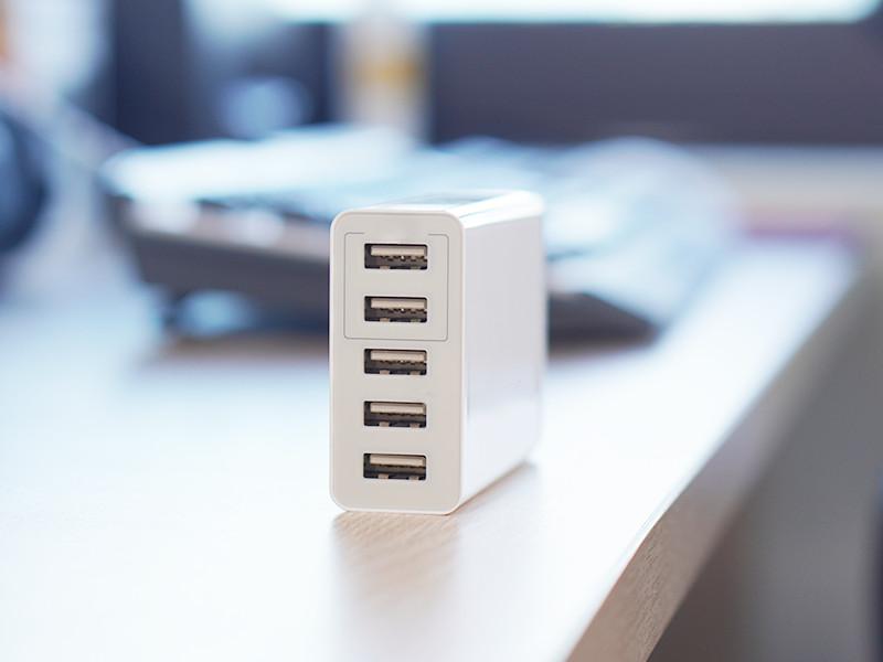BỘ SẠC 5 CỔNG USB