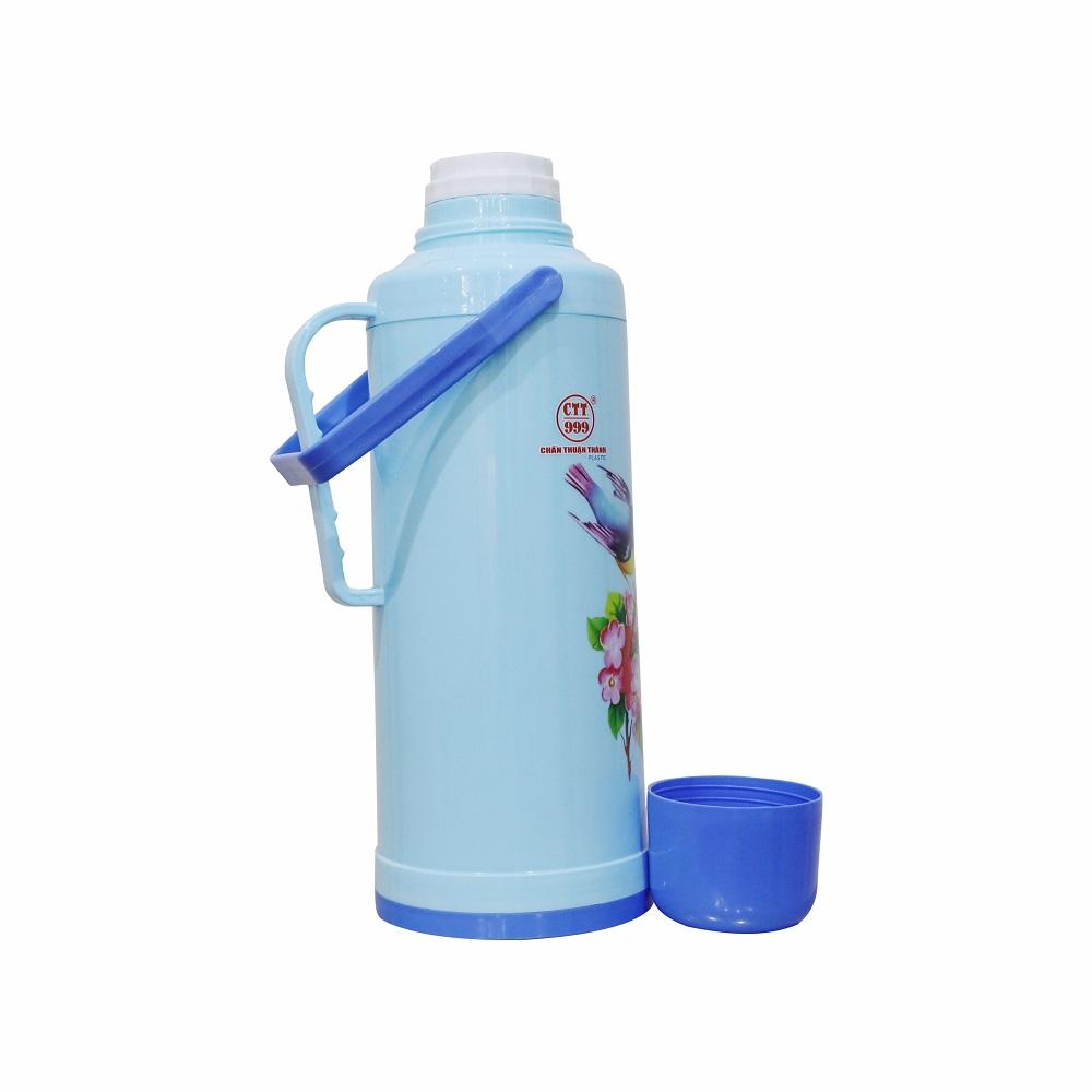 Phích nước giữ nhiệt Chấn Thuận Thành BT2L20D-C6 (2 Lít) Xanh dương