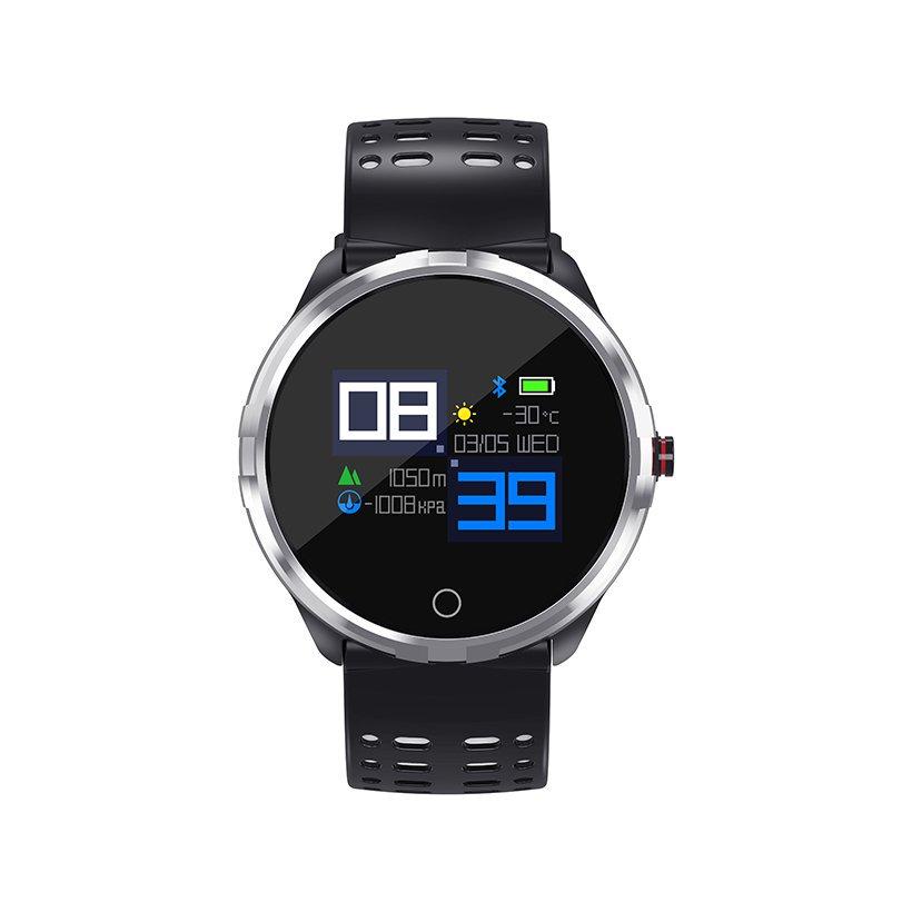 Đồng hồ thông minh Tuxedowear X7 đo sức khỏe, pin cực khỏe-Hàng Chính Hãng