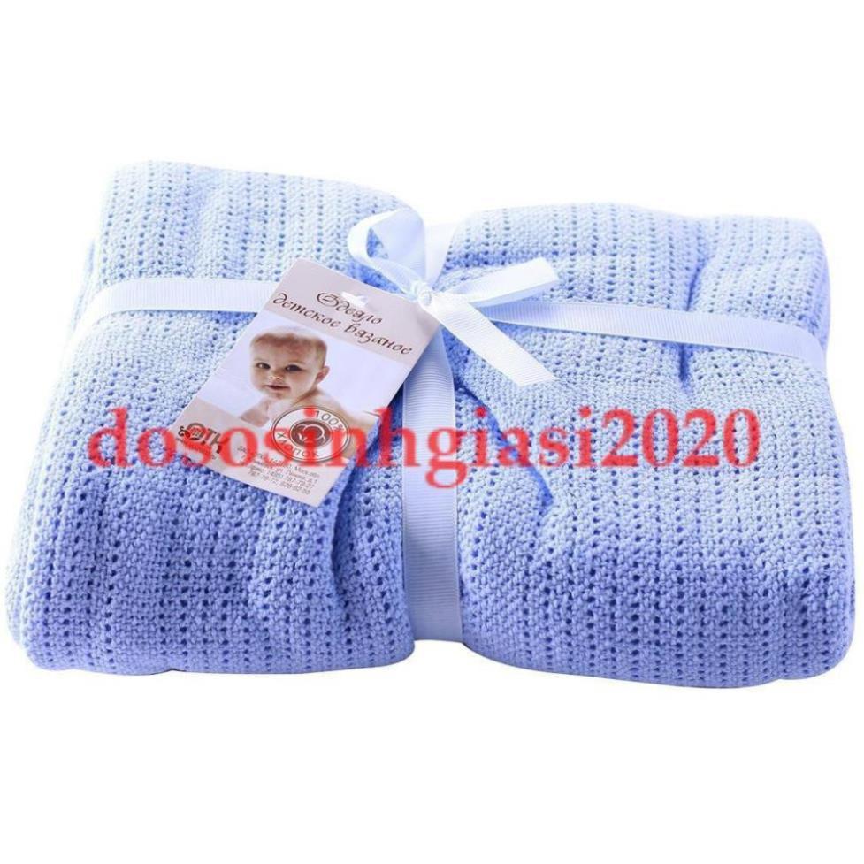 Mền lưới cho bé-Chăn lưới-mền lưới chống ngạt cho bé sơ sinh