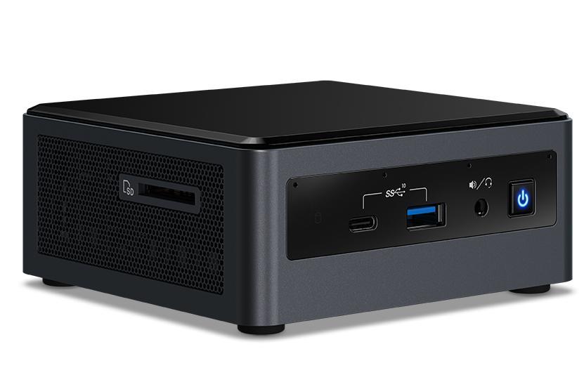 Intel NUC 10 Performance kit - NUC10i7FNH (i7-10710U) (BXNUC10i7FNH2) - Hàng Chính Hãng | Tiki.vn
