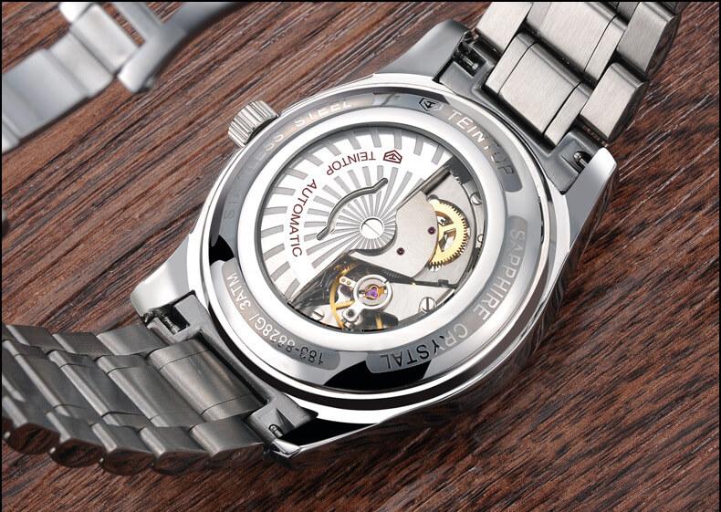 Đồng hồ nam chính hãng Teintop T8828