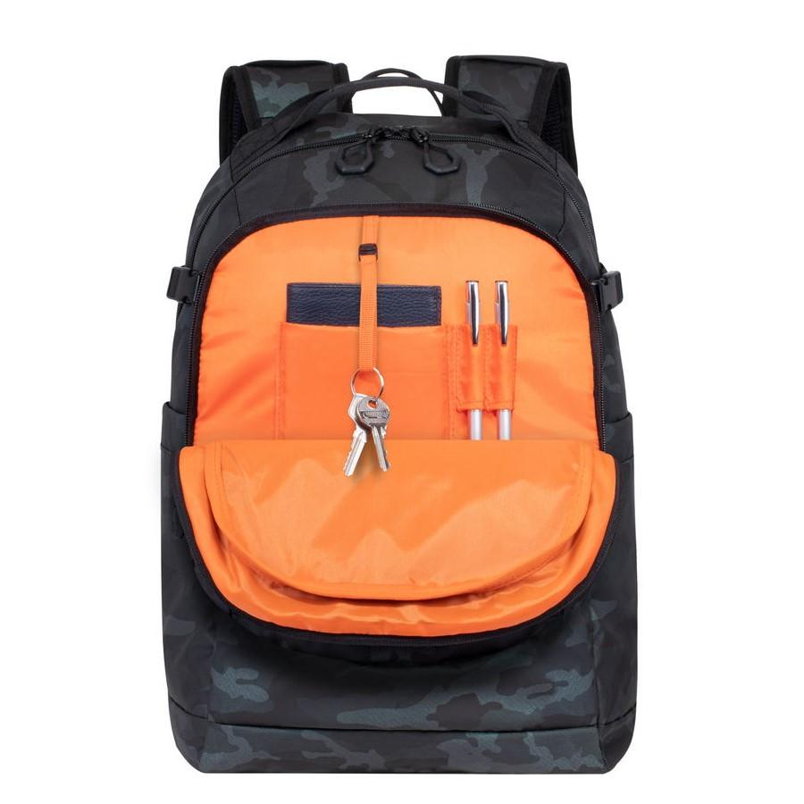 RivaCase (Đức) 7631 - Balo Laptop 15.6 inch, Balo Du Lịch 28L (Hàng Chính Hãng)