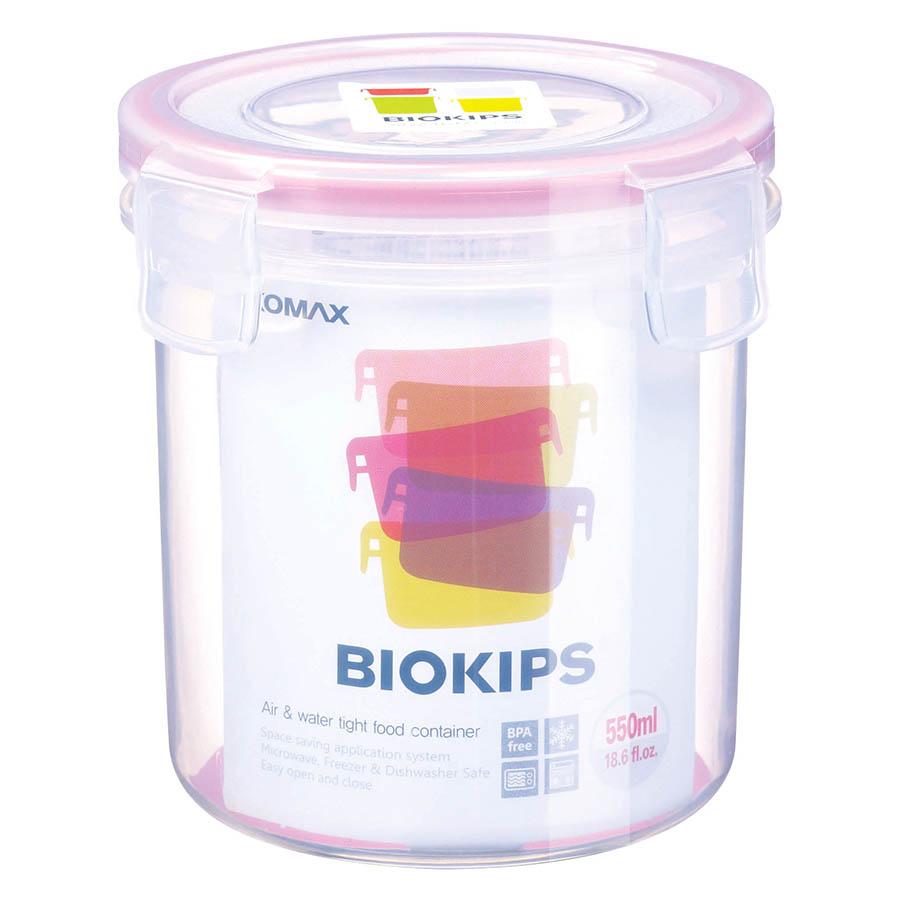 Hộp Nhựa Tròn Komax 71555 550ml