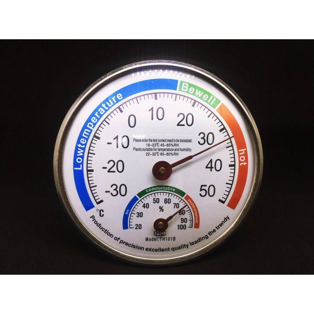 Nhiệt kế ẩm đo trong nhà và ngoài trời