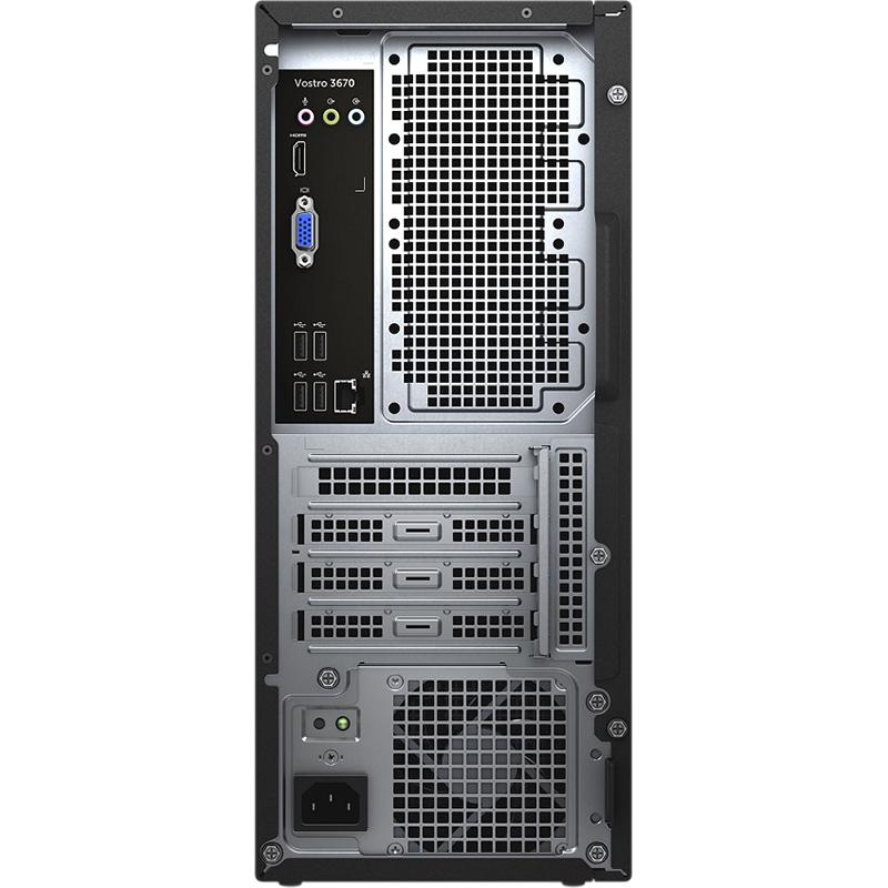 PC Dell Vostro 3671 MT71G5420W-4G-1T (Pentium G5420/ 4GB RAM/ 1TB HDD/ WL+BT/ K+M/ Win 10) - Hàng Chính Hãng