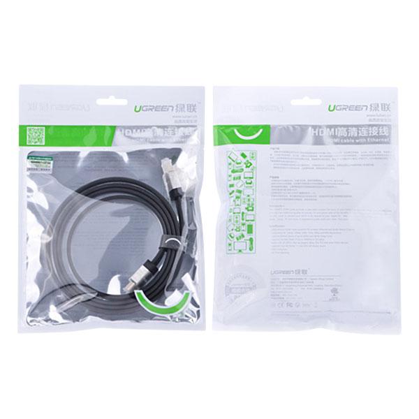 Cáp HDMI Ugreen 10261 2m - Hàng Chính Hãng