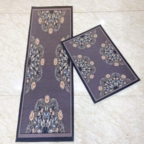 Thảm nhà bếp - Bộ 2 thảm lau chân 3d siêu đẹp - Giao hình ngẫu nhiên