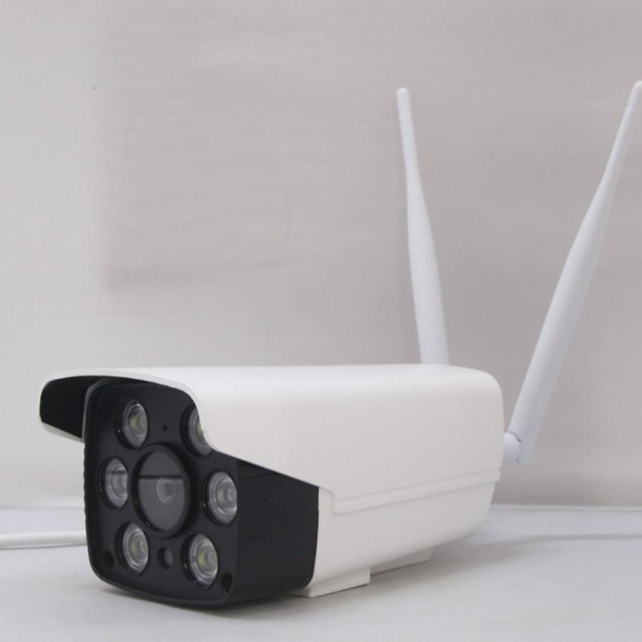 Camera Giám Sát IP Yoosee Ngoài Trời 2.0Mpx Full HD 1080p 6 Đèn - Hàng Nhập Khẩu