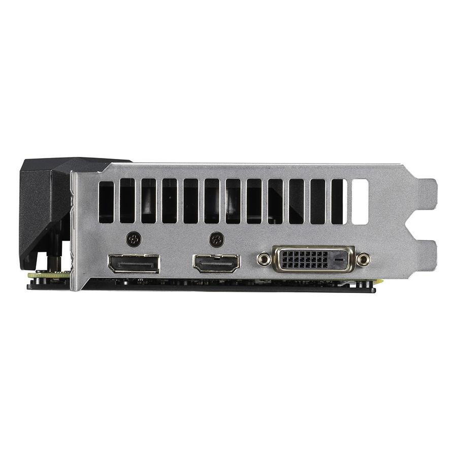 Card Màn Hình VGA ASUS TUF-GTX1660-6G-GAMING GDDR5 6GB 192-bit - Hàng Chính Hãng
