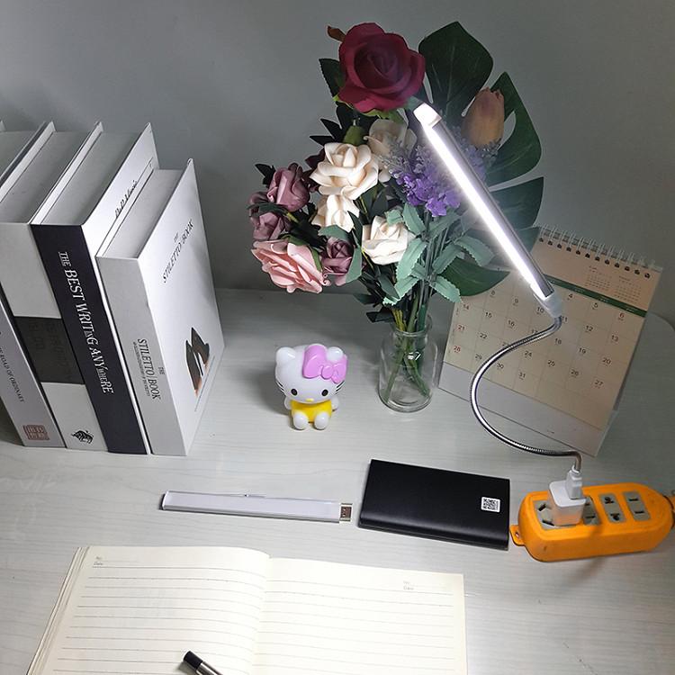 Đèn 21 Led cảm ứng chạm cắm USB L2101