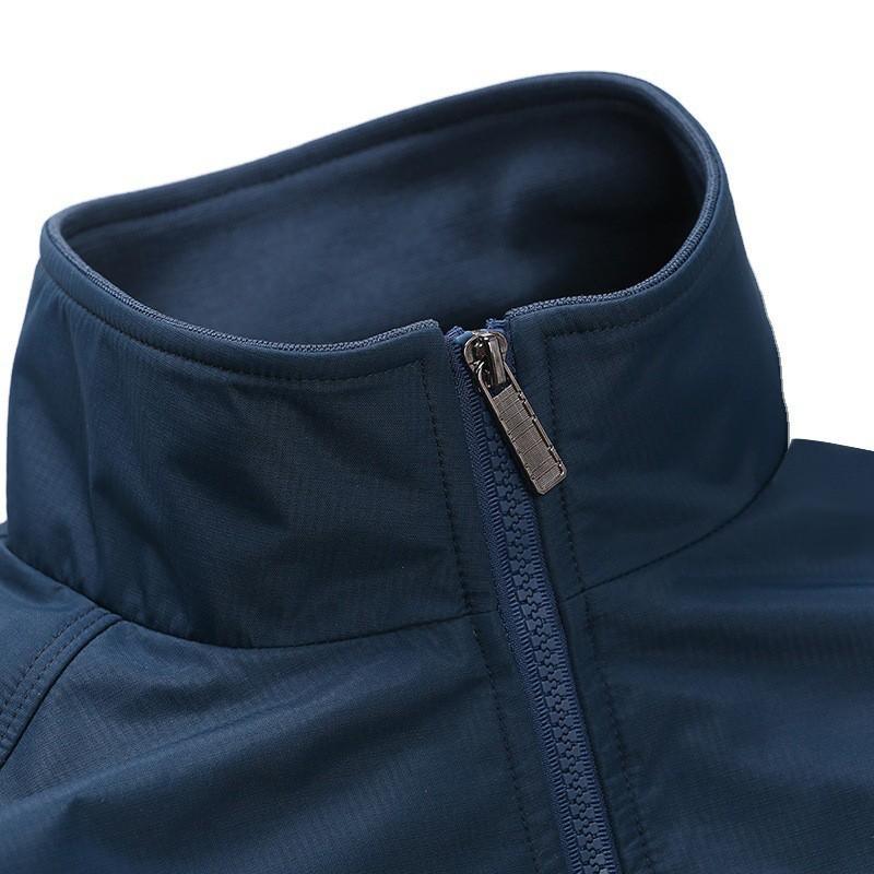 Áo Khoác Dù Nam Trượt Nước Cao Cấp Big Size,Có Túi Trong AK223