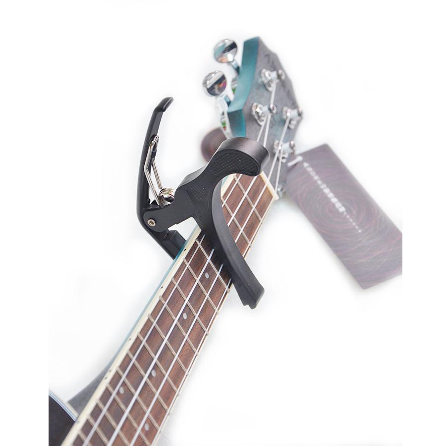 Capo đàn Ukulele/Guitar (Thép không gỉ)