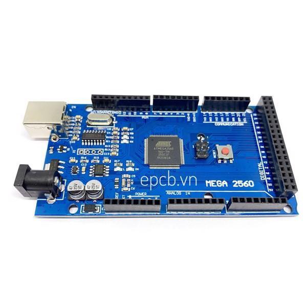 Mạch Arduino Mega 2560