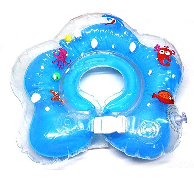 Phao Bơi Chống Lật Đỡ Cổ Cho Bé Siêu An Toàn PB01