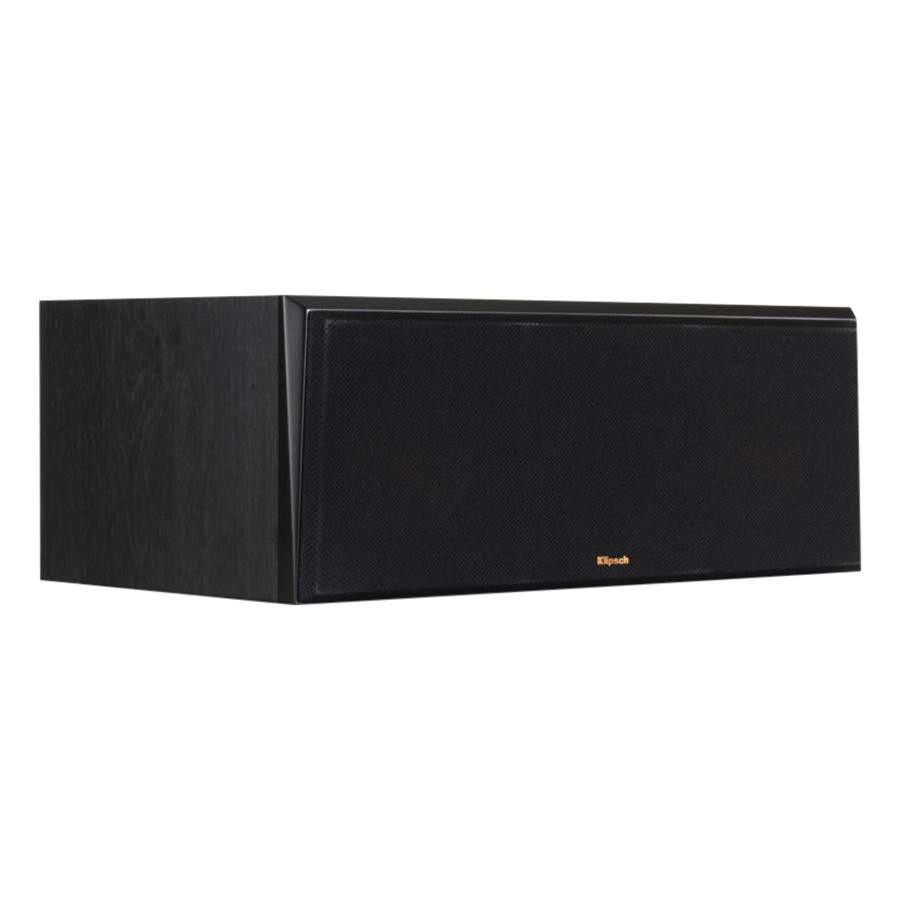 Loa Center Klipsch RP-600C Black Vinyl (500W) - Hàng Chính Hãng