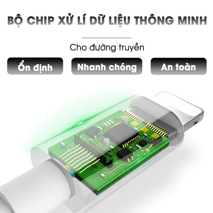 Dây cáp chuyển đổi cổng Lightning sang jack 3.5mm bằng kết nối Bluetooth