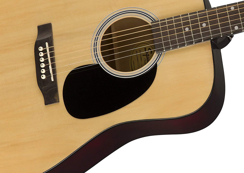 Đàn Guitar Acoustic SA-150 Gỗ Mahogany nguyên tấm VHP