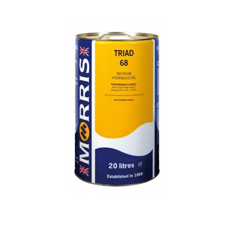 Dầu thủy lực: Triad ISO VG 68 xô 20 lít
