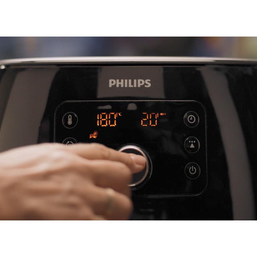 Nồi chiên không dầu Philips Airfryer Hot Air Fryer HD9650/90 - Hàng nhập khẩu
