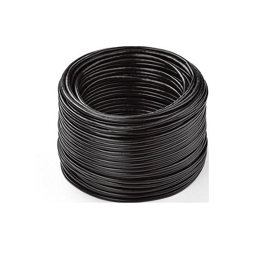 cáp mạng ngoài trời lõi toàn đồng UTP-STP Ethernet màu đen Ugreen 108LT60547NW 305M Cat5 hàng chính hãng