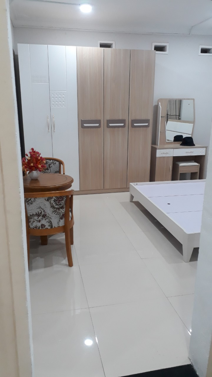 Bộ giường tủ gỗ hiện đại nhập khẩu cao cấp 1M8x2M