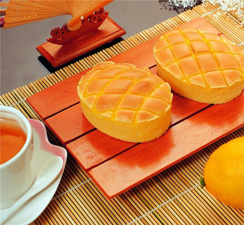 Khuôn Oval Mini Chóng Dính Làm Bánh Cheesecake, Bánh Mì D04