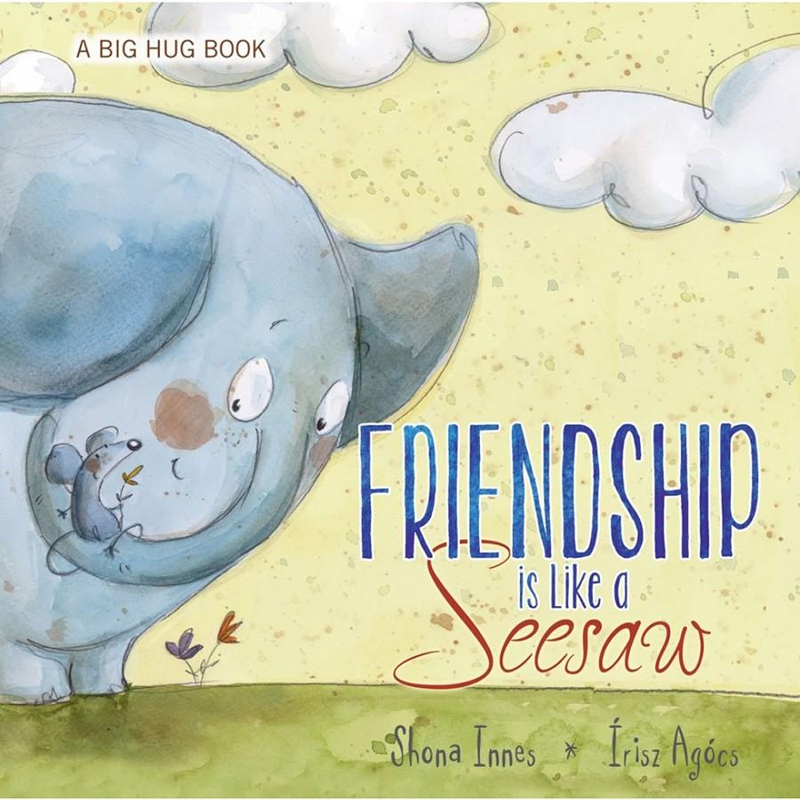 Friendship Is Like A Seesaw