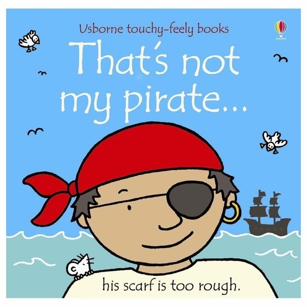Usborne That's not my pirate