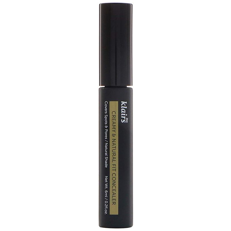 Kem Che Khuyết Điểm Klairs Creamy & Natural Fit Concealer 6ml