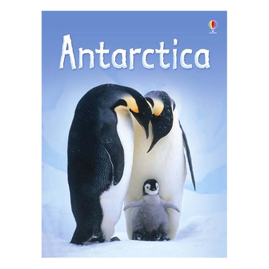 Usborne Antarctica
